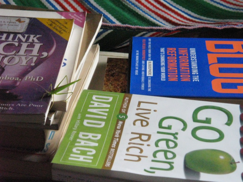 grasshopper book